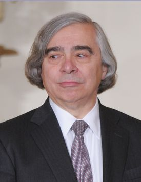 Ernest Moniz has agreed to divest some stock.