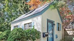 This home of just 251 square feet is located at 1295 Boylston St., Newton. It's on the market for nearly $450,000.