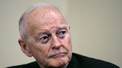 In this May 16, 2006, file photo, Theodore McCarrick pauses during a press conference in Washington, D.C.