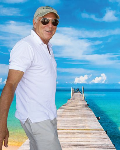 At Fenway, Jimmy Buffett plans to get down to the business