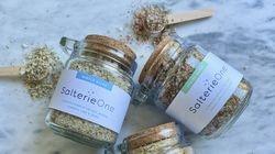 Seasonal salts from SalterieOne.
