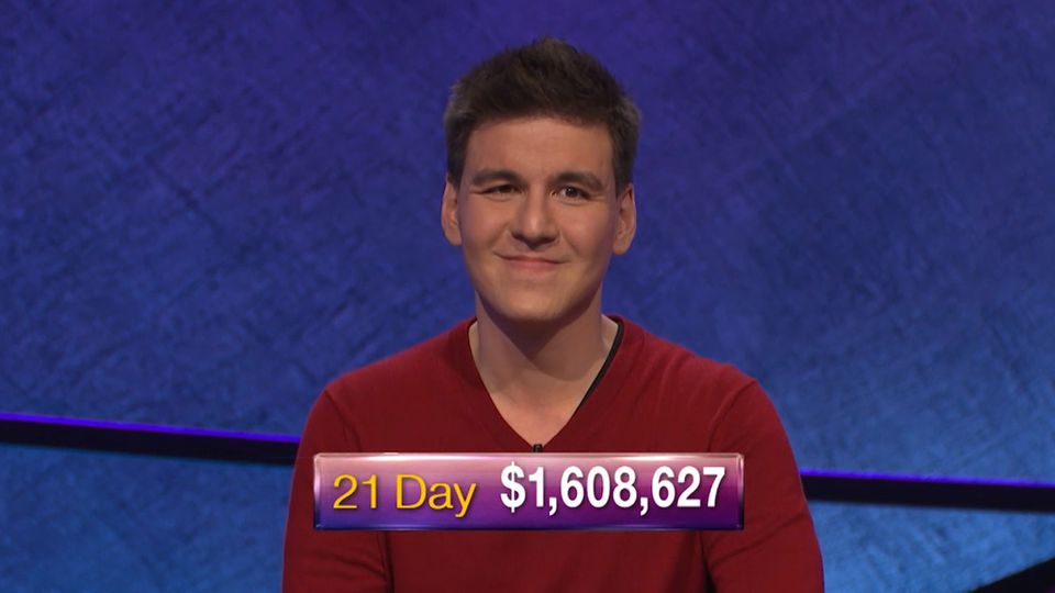 'Jeopardy!' champion James Holzhauer wins his 23rd game