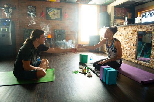 Colorado marihuanan dating site