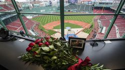 The Globe's Nick Cafardo died while covering the Red Sox at spring training in 2019.