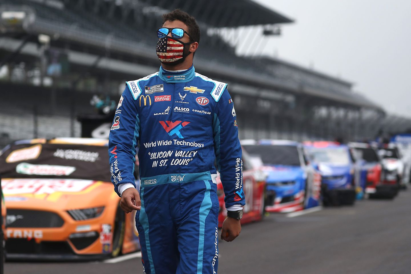 Trump calls noose found in Bubba Wallace's garage a 'hoax' before ...