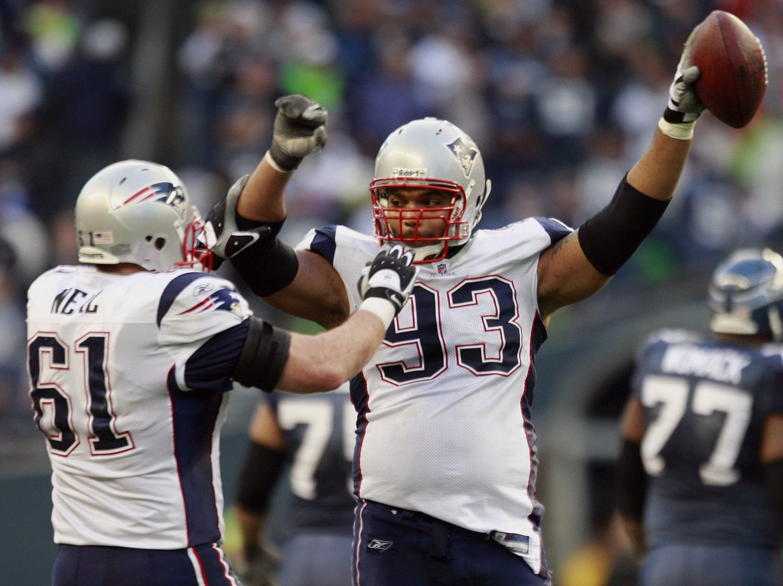 Richard Seymour voted into Patriots Hall of Fame - The Boston Globe