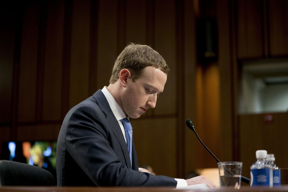 Mark Zuckerberg, Facebook's chief executive, and Sheryl Sandberg, the chief operating officer, have said they were slow to respond to some of the social network's problems.
