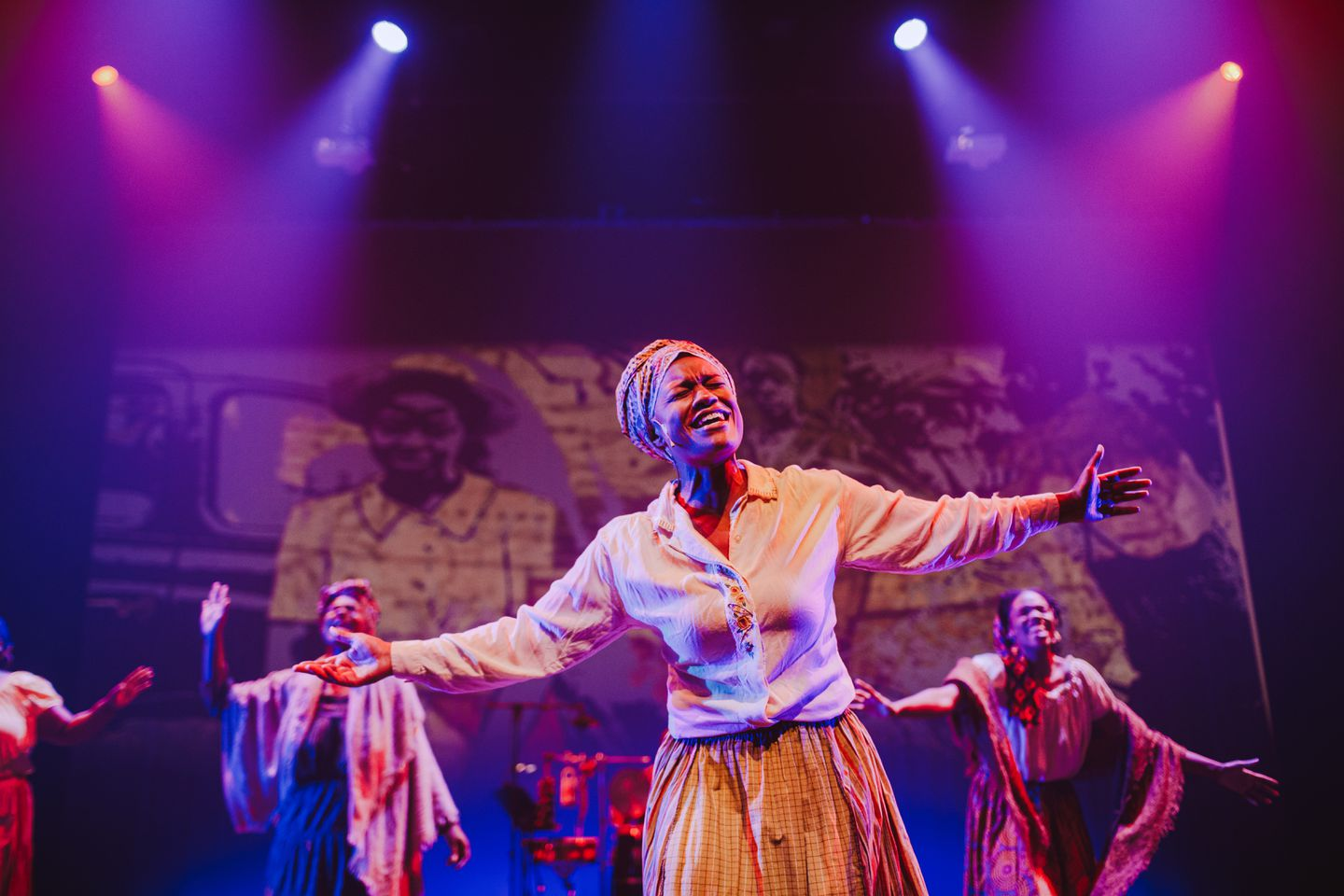 Gather the family to watch an hourlong original production of festive song and dance presented by Cleveland's Karamu House, the oldest Black performing arts institute in the nation.