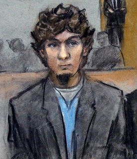 Dzhokhar Tsarnaev, 21, was convicted last week on all 30 counts he faced.