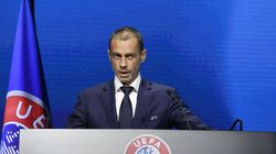"UEFA president Aleksander Ceferin extended an olive branch to the insurgents, saying ""Everyone makes mistakes."""