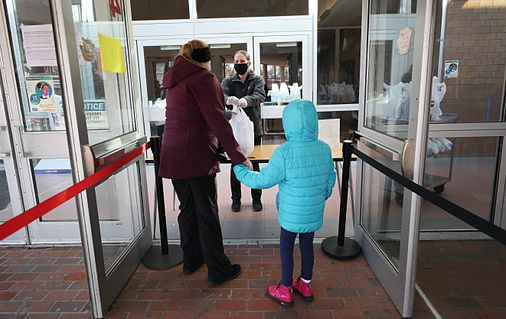 Free meal or attend class? School schedules force some low-income families to choose - The Boston Globe