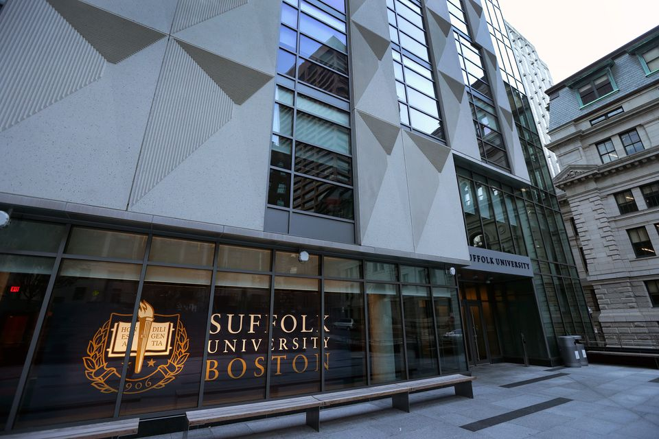 Suffolk University interim president Marisa Kelly said the school wants to make sure no students feel discriminated against.