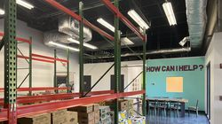 The Weymouth Food Pantry is expanding its warehouse to provide more space for perishable and frozen foods for pantries across the South Shore.