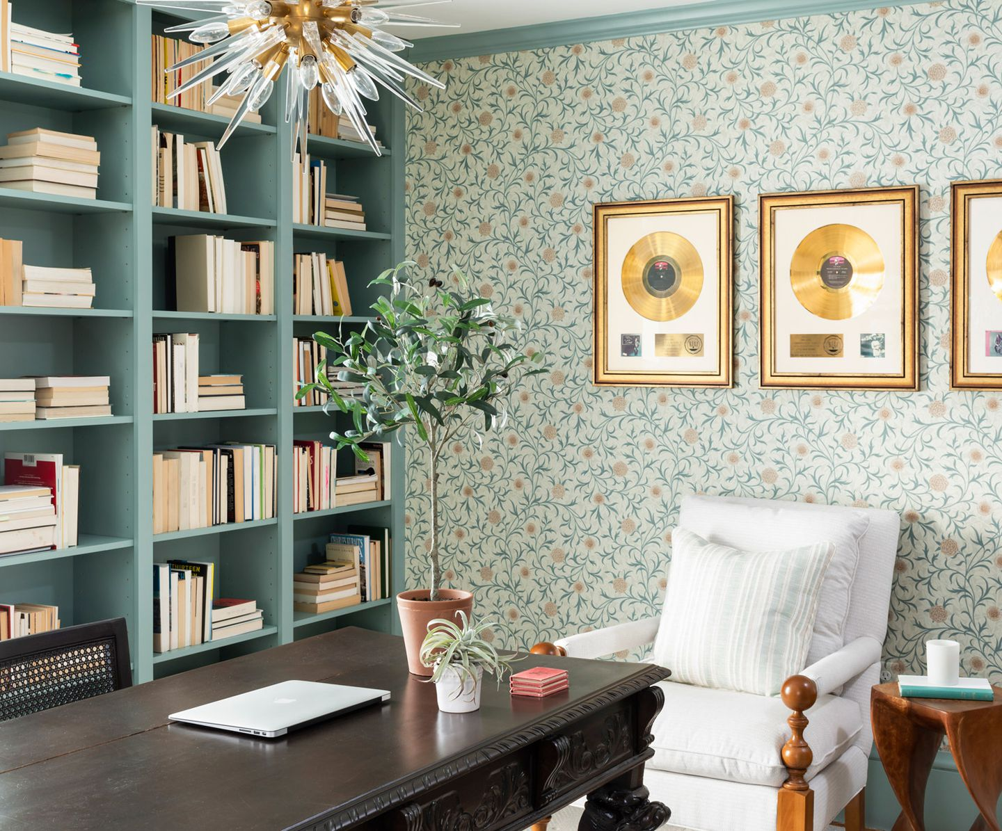Home Design Tips For Designing A Library In A Digital Age The Boston Globe