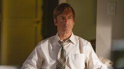 "Bob Odenkirk as Jimmy McGill in ""Better Call Saul."""