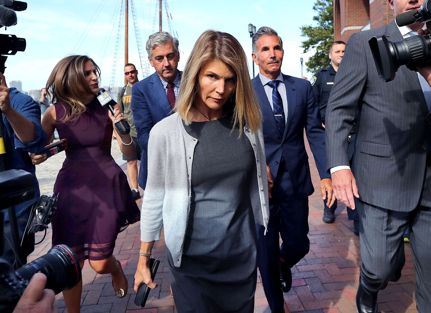 Prosecutors say Lori Loughlin 'fully complicit' in college ...