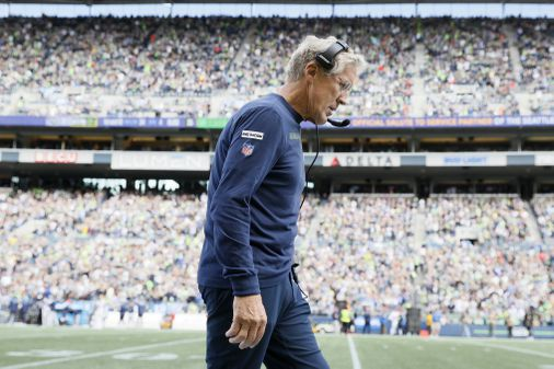 NFL Week 2: Chiefs and Seahawks coughed up big leads in tough-to-swallow losses - The Boston Globe