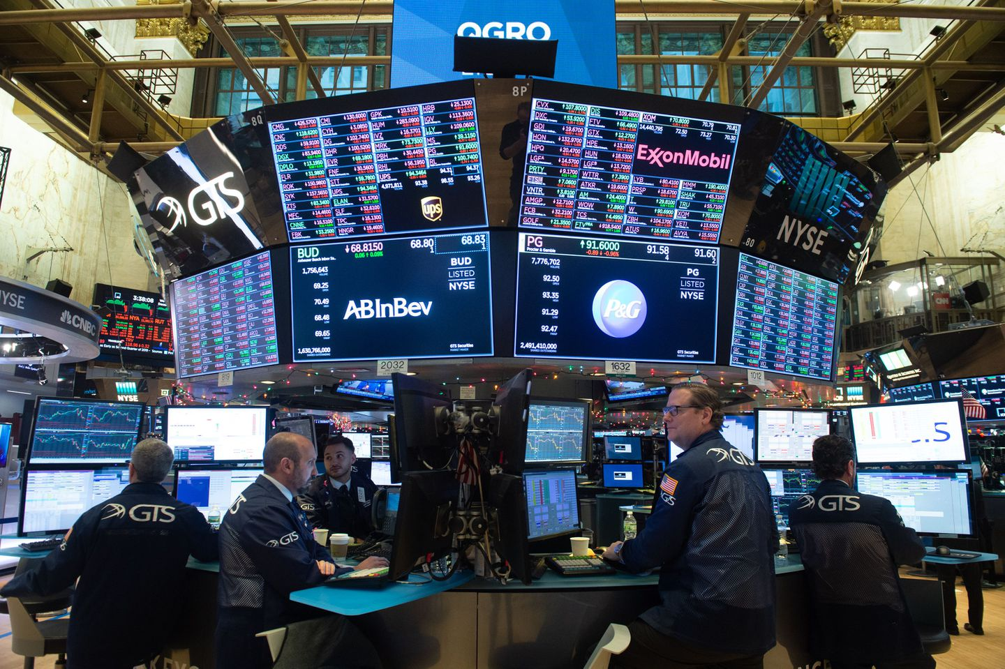 Brokers say new US stock market will take on NYSE, Nasdaq - The ...