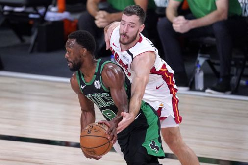 Celtics blow another big lead, lose Game 2 to Heat - The Boston Globe