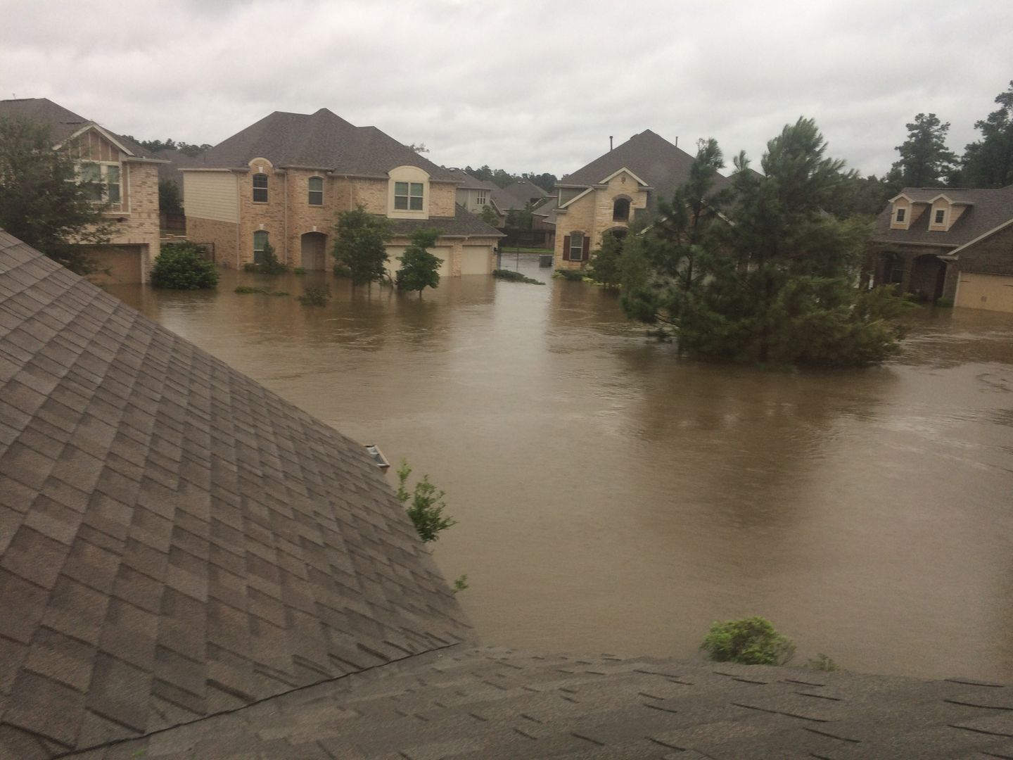 The Woodlands Texas Flooding >> Revised Flood Maps Paved Way For Homes Before Harvey Hit