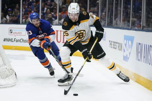 Once again, Bruins left looking for a key contributor on defense - The Boston Globe