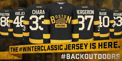 huge selection of e59a8 ecd69 Bruins and Canadiens weave history into Winter Classic ...