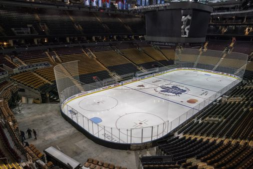 NHL focused on getting the game back up and running