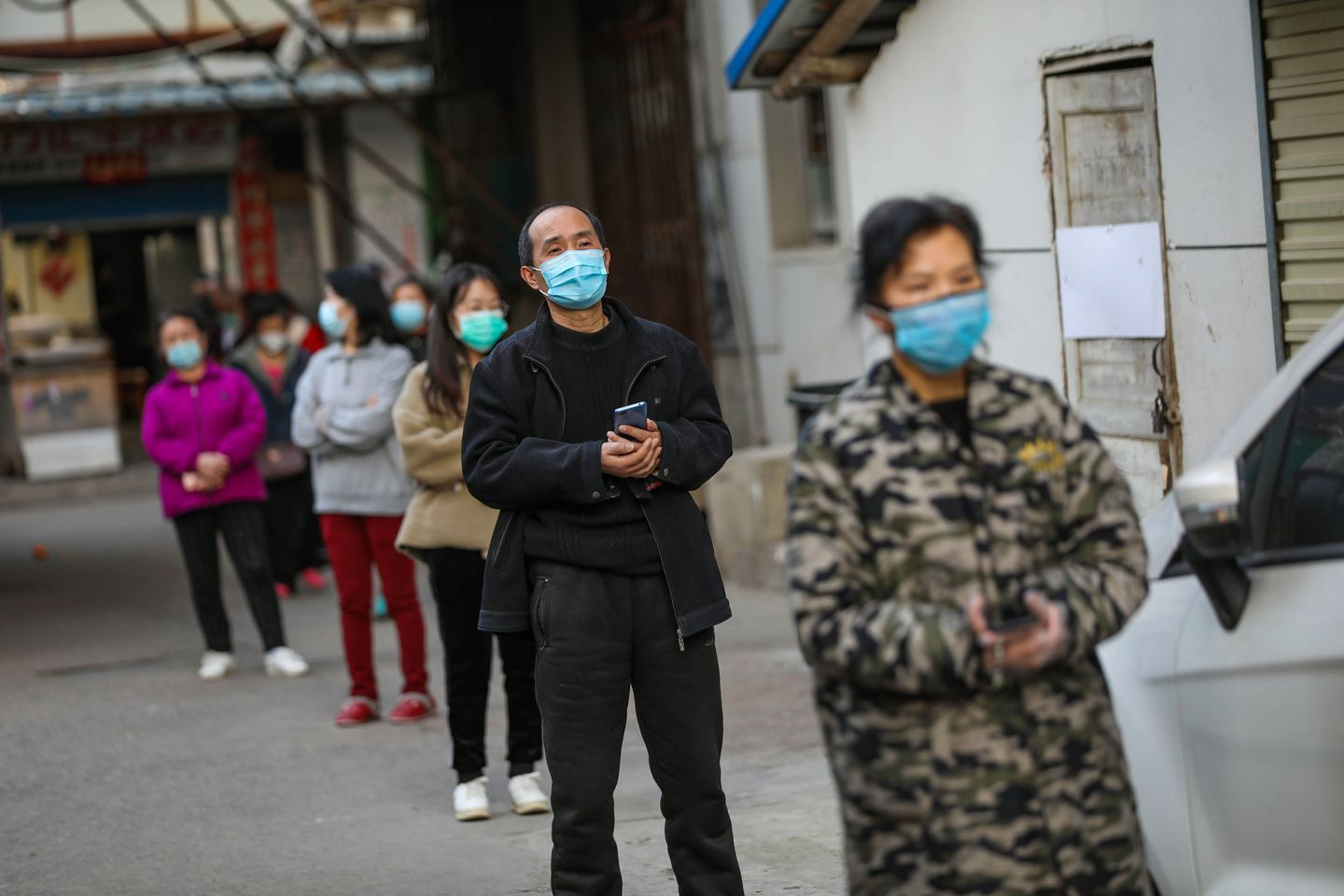 Wuhan reports no new virus cases, offering hope to world - The ...