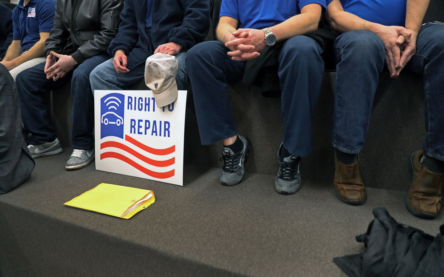 In Massachusetts, so-called right-to-repair legislation has been debated since at least 2012.