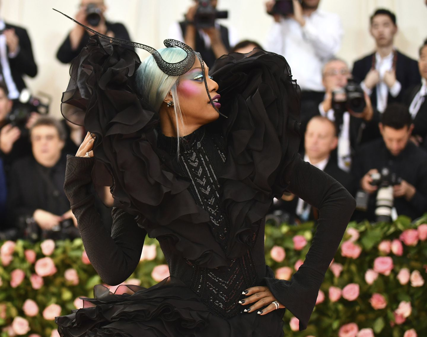 5ea243f6174 Here s what celebrities wore to the Met Gala - The Boston Globe