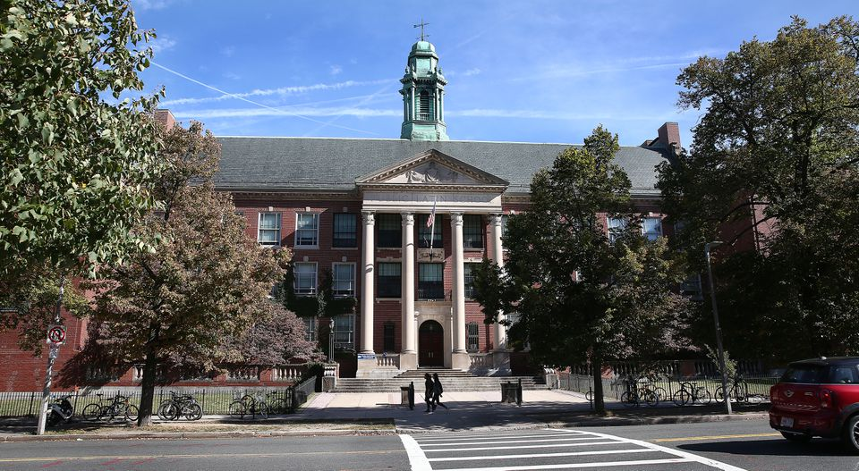 Boston Latin School.