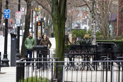 Businesses pressure Baker for reopening guidelines - The Boston Globe