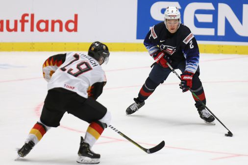 United States men, women, both winners at hockey worlds