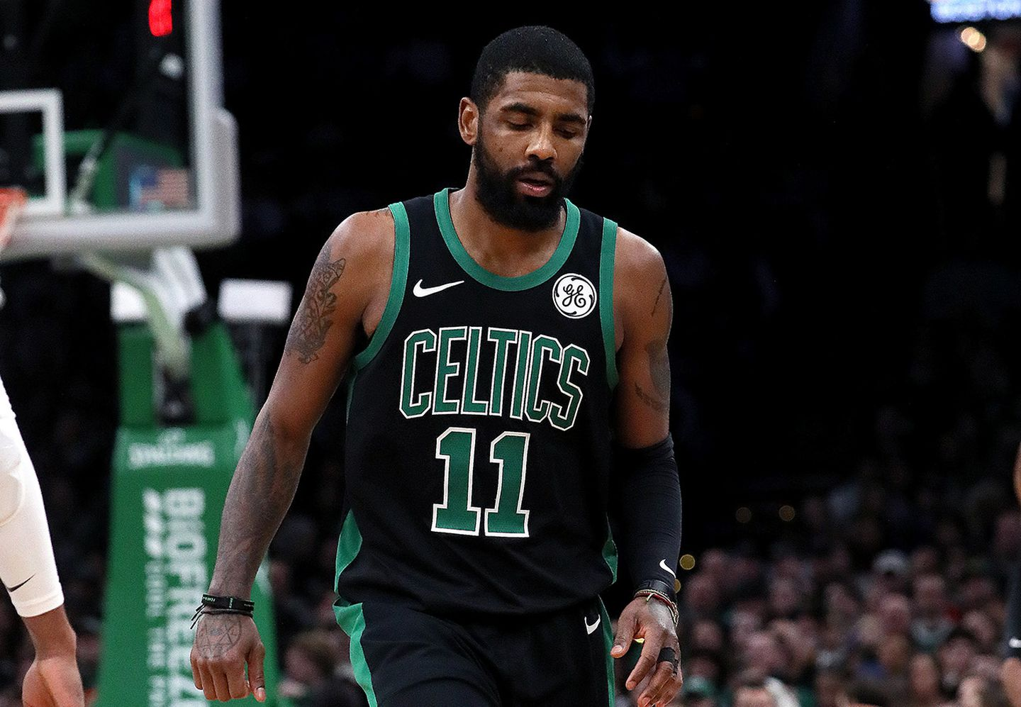 908c016d5ea Kyrie Irving will sit out tonight vs. 76ers - The Boston Globe