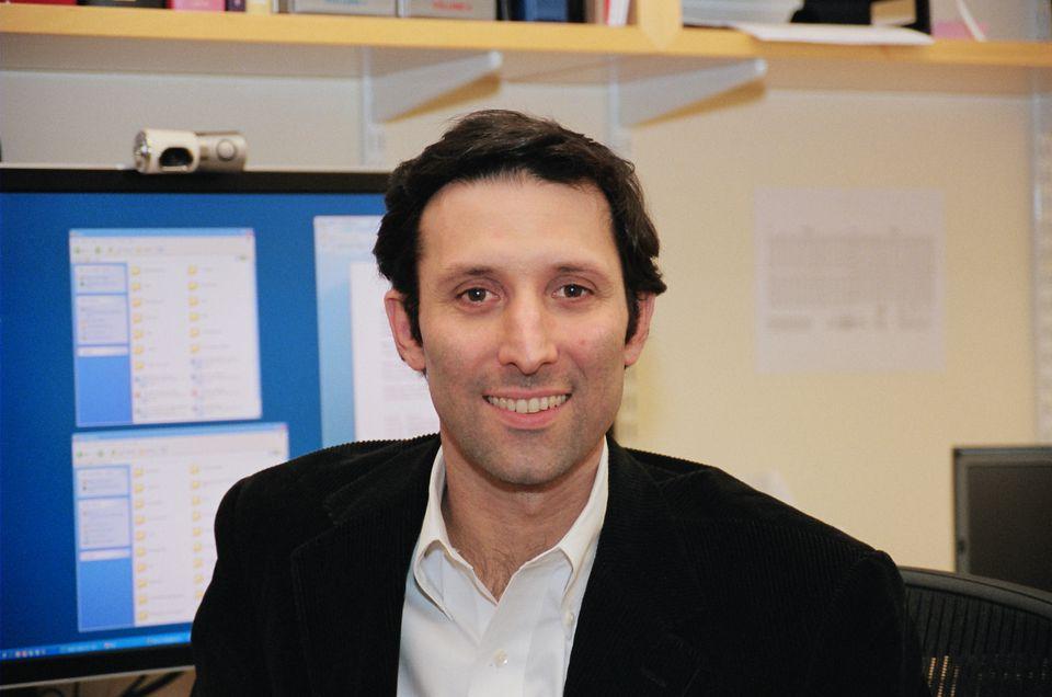 Dr. Benjamin Ebert, associate professor of medicine at Harvard Medical School and Brigham and Women's Hospital.
