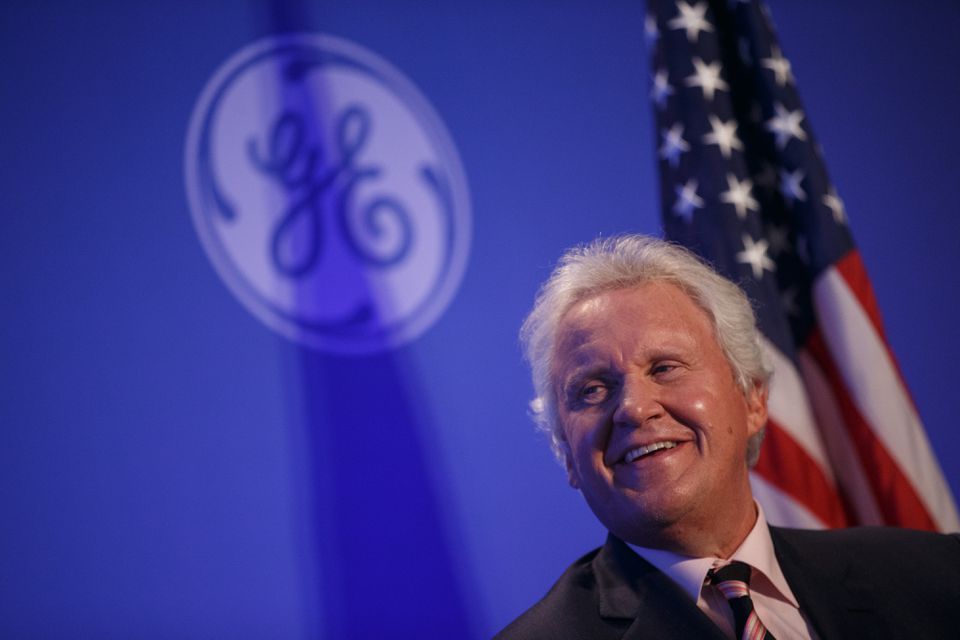 """General Electric Co. chief executive Jeff Immelt said in an internal blog post that employees and customers of the global giant in the banned countries are """"critical to our success and they are our friends and partners."""""""