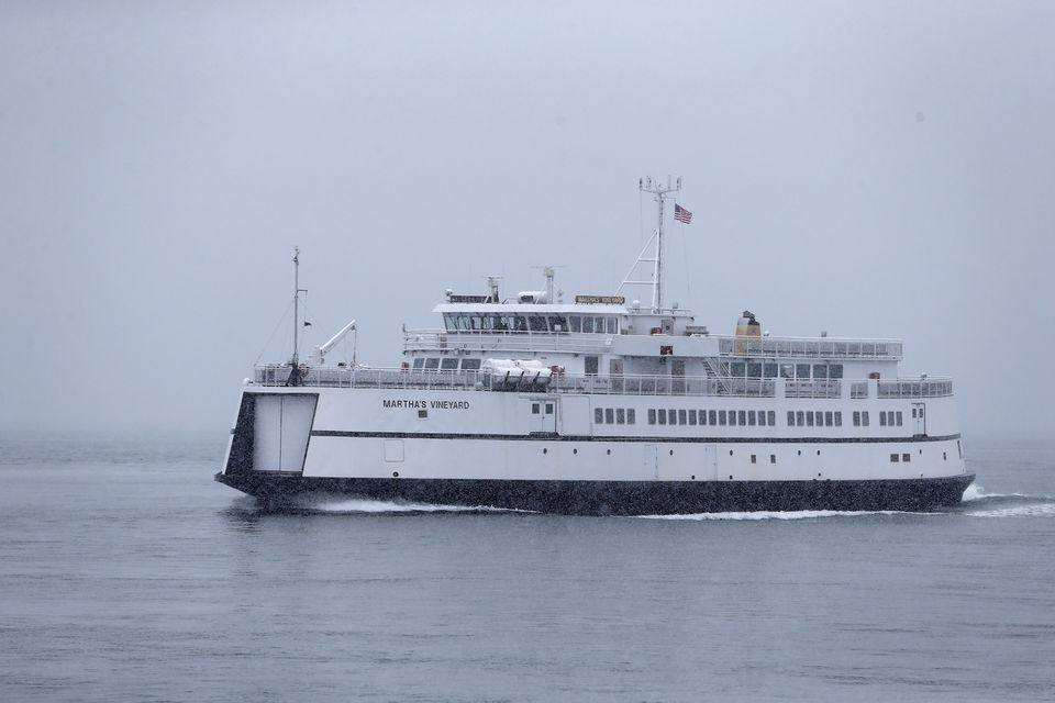 The Steamship Authority has not published payroll records. It is one of the 19 agencies in Massachusetts that hasn't provided information to a state transparency website.