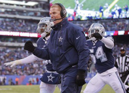 Jerry Jones Says Jason Garrett Will Be Retained As Cowboys