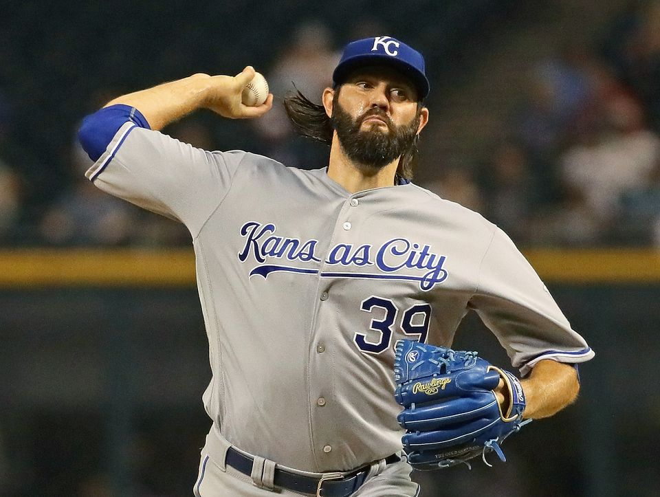 Jason Hammel went 8-13 with a 5.29 ERA in 32 starts last season.