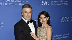 """Hilaria Baldwin addressed allegations that she misrepresented her Spanish heritage on the first episode of her new podcast, """"What's One More,"""" which she cohosts with husband Alec Baldwin."""