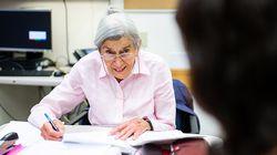 Developmental psychologist Heidelise Als has spent 46 years at Boston Children's.