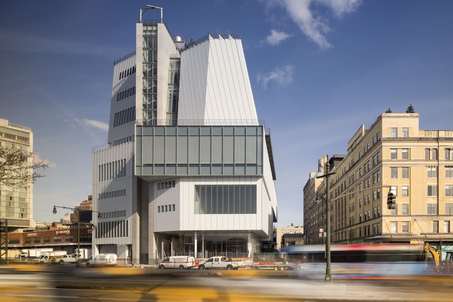 Whitney Museum Building By Renzo Piano Gets Its Design Right The Boston Globe