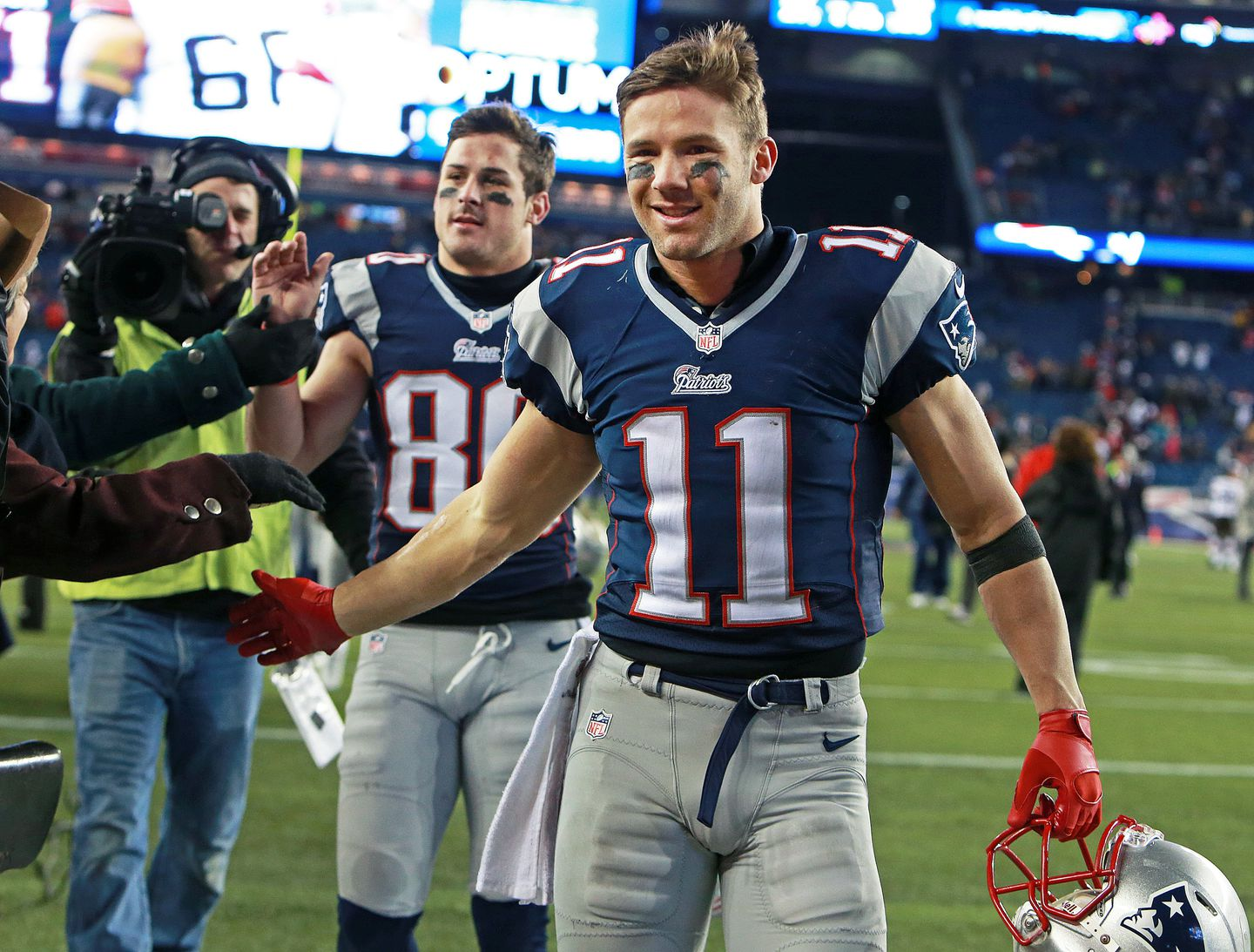 Julian Edelman Is The Patriots Mr Persistence The Boston