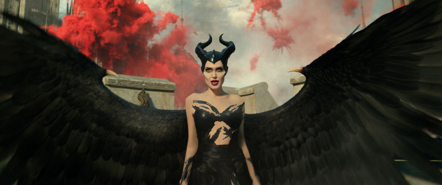 Angelina Jolie Is Back As Maleficent And Michelle Pfeiffer