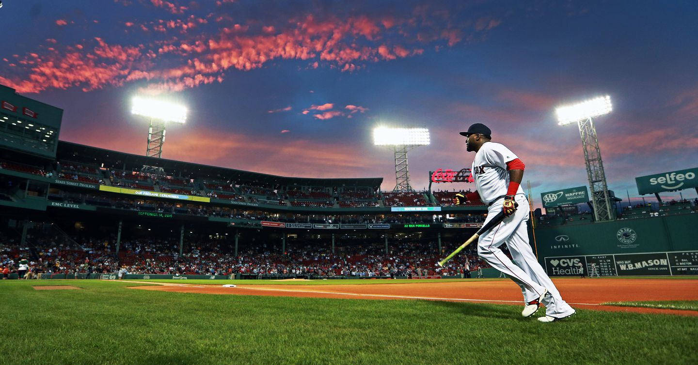 3e9aeccf9af6 The sun will set on David Ortiz s major league career when the 2016 season  is over