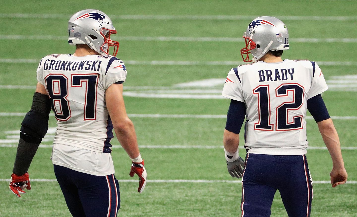 Tom Brady Posted A Celebratory Instagram Video With Rob