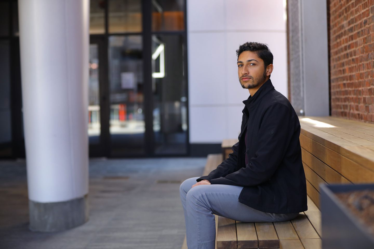 Brennan Balasubramaniam, a Northeastern senior, is unhappy about having to pay rent through mid-August now that there is little chance for him to sublease his apartment.