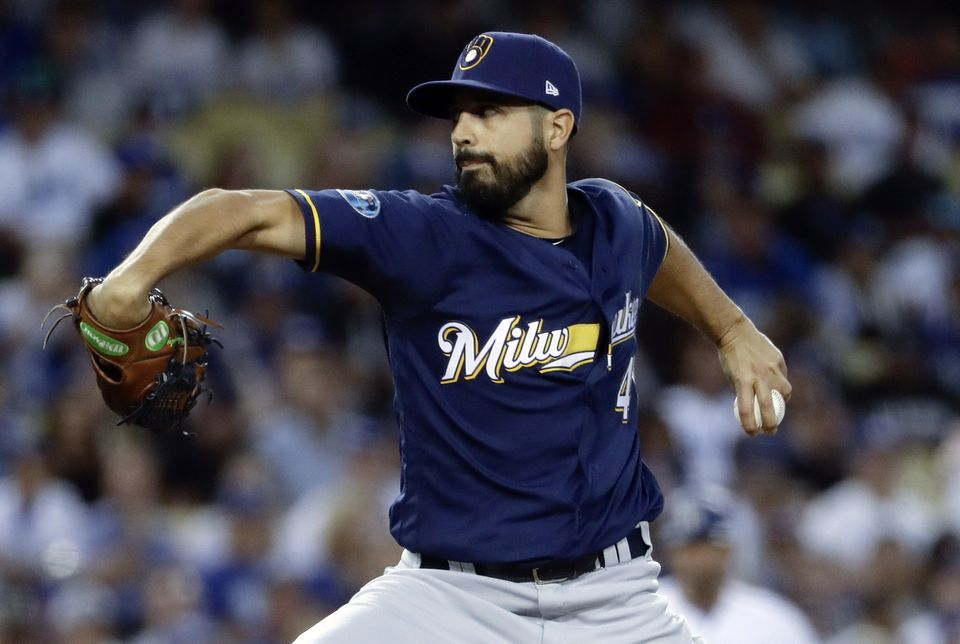 Gio Gonzalez, who finished last year wit the Brewers, is finished with the Yankees after asking for either a promotion or to be released from his minor league deal.