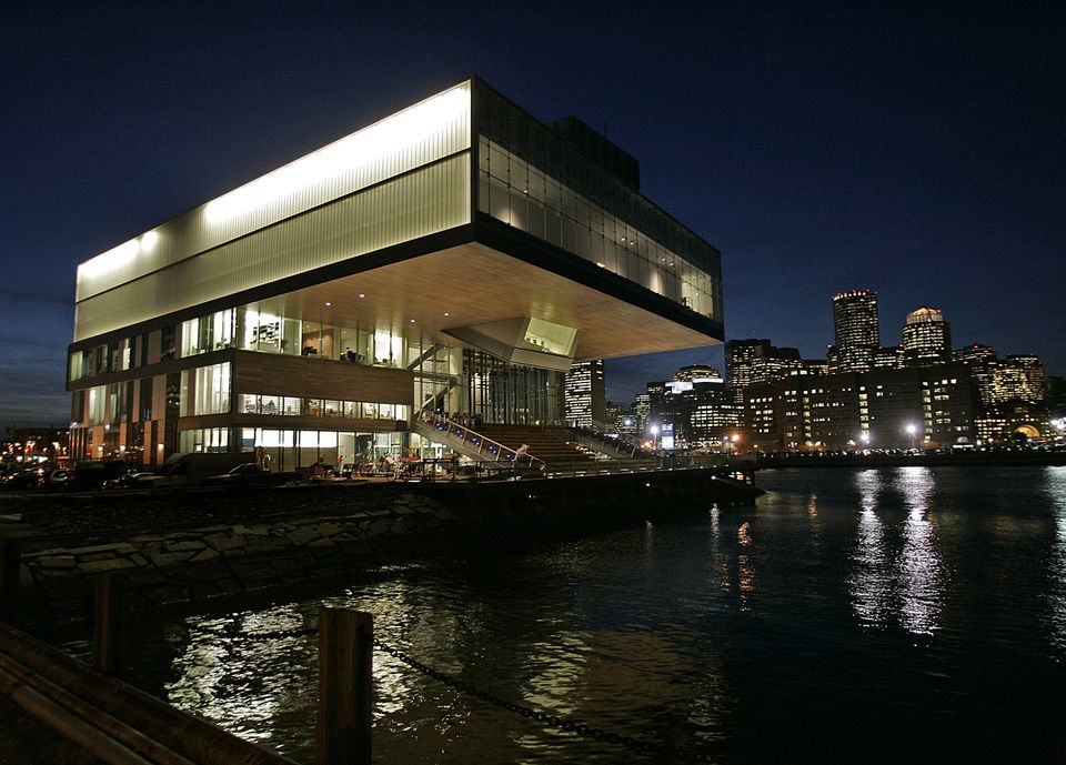 The Institute of Contemporary Art's new waterfront satellite will be filled with immersive artworks, and admission will be free — a rarity in the Boston area.