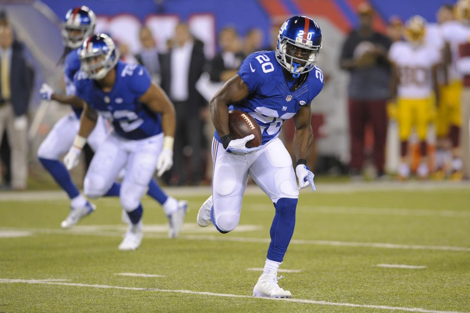 Prince Amukamara had seven picks in five seasons with the Giants.